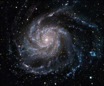 Космос: Ученые прогнозируют уничтожения Млечного пути